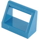 LEGO Blue Tile 1 x 2 with Handle (2432)
