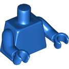 LEGO Blue Torso with Arms and Hands (76382)