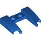 LEGO Blue Wedge 3 x 4 x 0.6 with Cutout (11291 / 31584)