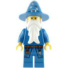 LEGO Blue Wizard Minifigure