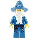LEGO Blue Wizard Minifigure