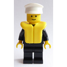 LEGO Boat Captain with Life Jacket Minifigure