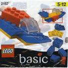 LEGO Boat Set (Boxed) 2157-1