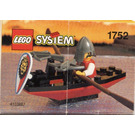 LEGO Boat with Armour Set 1752