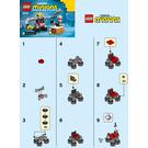 LEGO Bob Minion with Robot Arms Set 30387 Instructions