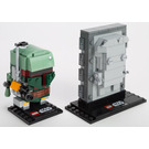 LEGO Boba Fett and Han Solo in Carbonite Set 41498