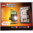 LEGO Boba Fett and Han Solo in Carbonite Set 41498 Packaging