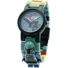 LEGO Boba Fett Minifigure Watch (5005013)