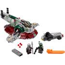 LEGO Boba Fett's Starship Set 75312