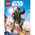 LEGO Boba Fett Set 75533 Instructions