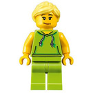 LEGO Bodybuilder Minifigure