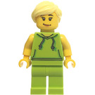 LEGO Bodybuilder Minifigure