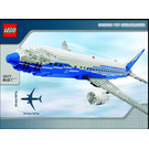LEGO Boeing 787 Dreamliner Set 10177 Instructions