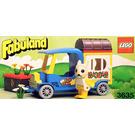 LEGO Bonnie Bunny's Camper Set 3635
