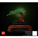 LEGO Bonsai Tree Set 10281 Instructions