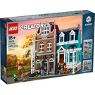 LEGO Bookshop Set 10270 Packaging