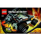 LEGO Booster Beast Set 8137 Instructions