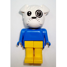 LEGO Boris Bulldog Fabuland Minifigure