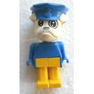 LEGO Boris Bulldog with Police Hat Fabuland Minifigure