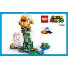 LEGO Boss Sumo Bro Topple Set 71388 Instructions