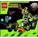 LEGO Boulder Blaster Set 8707 Instructions
