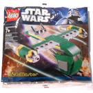 LEGO Bounty Hunter Assault Gunship Set 20021 Packaging