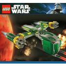 LEGO Bounty Hunter Assault Gunship Set 7930-1 Instructions