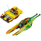 LEGO Bounty Hunter Pursuit Set 7133