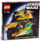 LEGO Bounty Hunter Pursuit Set 7133 Packaging