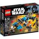 LEGO Bounty Hunter Speeder Bike Battle Pack Set 75167 Packaging