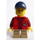 LEGO Boy Camper Minifigure