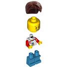 LEGO Boy in Space TShirt Minifigure
