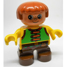 LEGO Boy with green vest