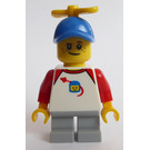 LEGO Boy with Space TShirt Minifigure