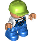 LEGO Boy with Worms in Pocket Duplo Figure