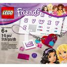 LEGO Bracelets - Friends (Pink) (5004395)