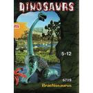 LEGO Brachiosaurus Set 6719