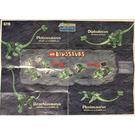 LEGO Brachiosaurus Set 6719 Instructions