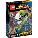 LEGO Brainiac Attack Set 76040 Packaging