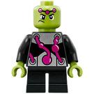 LEGO Brainiac Minifigure