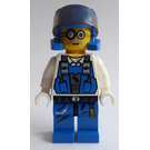 LEGO Brains Power Miner Minifigure