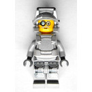 LEGO Brains with Silver Breastplate Minifigure