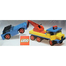LEGO Breakdown Truck and Car Set 382