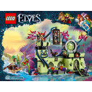 LEGO Breakout from the Goblin King's Fortress Set 41188 Instructions