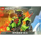 LEGO Breez 2.0 Set 2142 Instructions