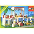 LEGO Breezeway Café Set 6376