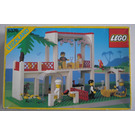LEGO Breezeway Café Set 6376 Packaging