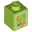 LEGO Brick 1 x 1 Juice Carton (95666)