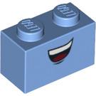 LEGO Brick 1 x 2 with Decoration (3004 / 94872)