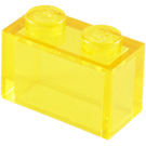 LEGO Brick 1 x 2 without Bottom Tube (3065 / 35743)